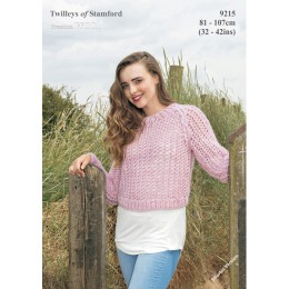 TRT9215 Ladies Jumper Freedom Wool