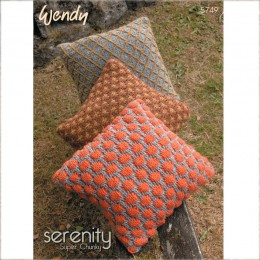 TRW5749 Cushions Wendy Serenity Super Chunky