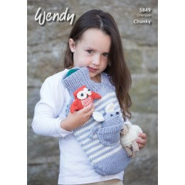 TRW5849 Hot Water Bottle Cover and Toys