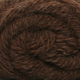 UK Alpaca Superfine 4Ply 50g Chocolate 3