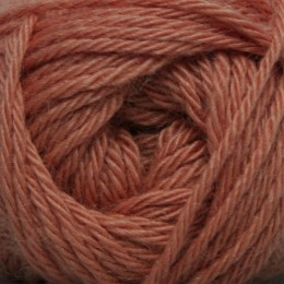 UK Alpaca Baby Silk DK 50g Coral 2