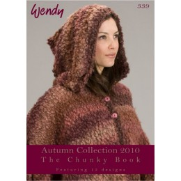 W339 Autumn Collection Chunky Book