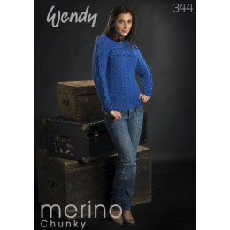 W344 Merino Chunky