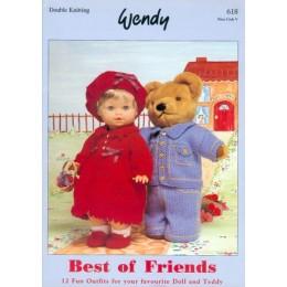 W618 Best of Friends