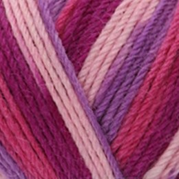 West Yorkshire Spinners Colour Lab DK 100g Summer Pinks 893