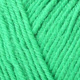 West Yorkshire Spinners Aire Valley Aran 100g Emerald 394