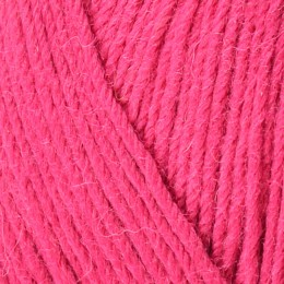 West Yorkshire Spinners Aire Valley Aran 100g Fuchsia 553