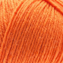 West Yorkshire Spinners Aire Valley DK 100g Orange 278