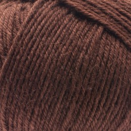 West Yorkshire Spinners Aire Valley DK 100g Brown 653