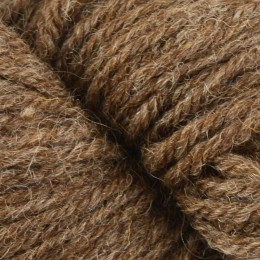 West Yorkshire Spinners Blue Faced Leicester Natural DK 100g Brown 3