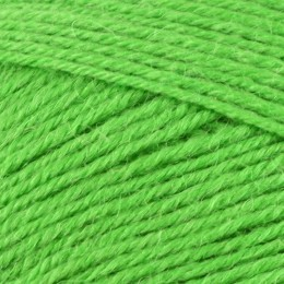 West Yorkshire Spinners Signature 4Ply 100g Chocolate Lime 395