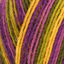 West Yorkshire Spinners Signature Cocktails 4Ply 100g Passion Fruit Cooler 811