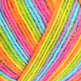 West Yorkshire Spinners Signature Cocktails 4Ply 100g Rum Paradise 822