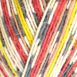 West Yorkshire Spinners Signature Birds 4Ply 100g Goldfinch 840