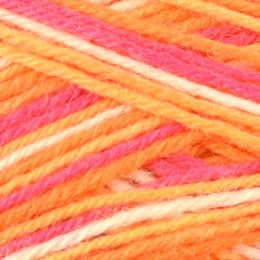 West Yorkshire Spinners Signature Cocktails 4Ply 100g Tequila Sunrise 856