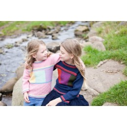 WYS Unisex textuRed Jumper for children