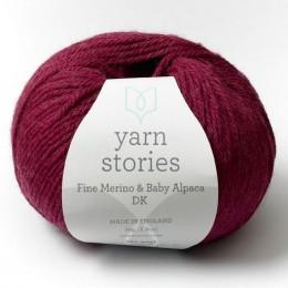 Yarn Stories Fine Merino & Baby Alpaca DK 50g