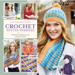 West Yorkshire Spinners - Crochet Winter Warmers