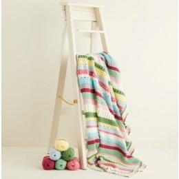 'Hayfield Bonus DK - Sweet Blossom Blanket Crochet Along Yarn Pack'