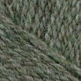 Jamieson and Smith 2ply Jumper Weight 4Ply 25g Green FC46