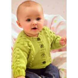 JB37 Baby Cardigans and Jumper DK