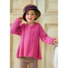 JB152 Children's Jumper Chunky
