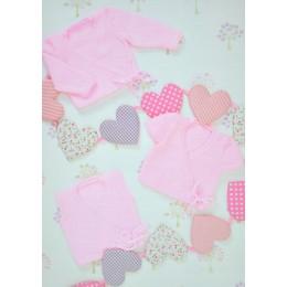 JB235 Baby Cardigans DK