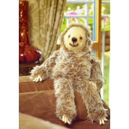 JB282 Toy Sloth Chunky