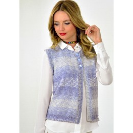 JB306 Ladies Waistcoat Cotton On DK