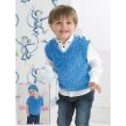 JB316 Children's Jumpers and Hat Flutterby Chunky