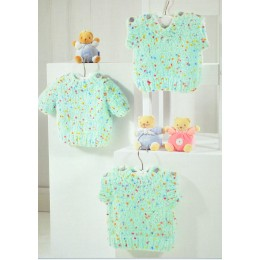 JB321 Baby Jumpers Confetti Chunky