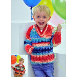 JB381 Children's Jumpers Chunky