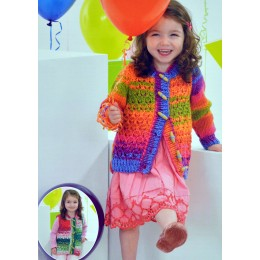 JB382 Children's Cardigan and Waistcoat Chunky