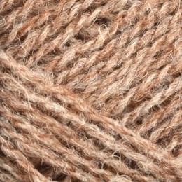 Jamieson and Smith 2ply Jumper Weight 4Ply 25g Brown 78