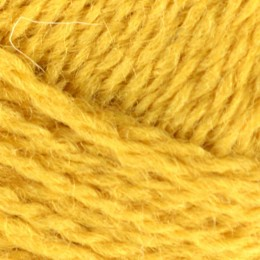 Jamieson and Smith Shetland Heritage 2ply Jumper Worsted 25g Auld Gold 7