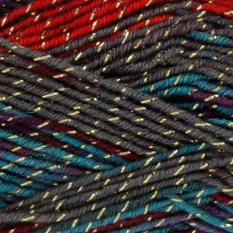 King Cole Party Glitz 4ply 100g