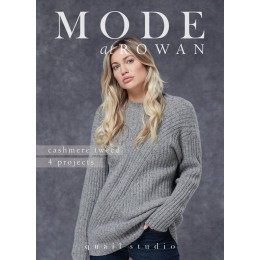 MODE at Rowan: Cashmere Tweed - 4 Projects