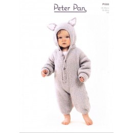 PP1333 Mouse All-In-One in Peter Pan Binky DK