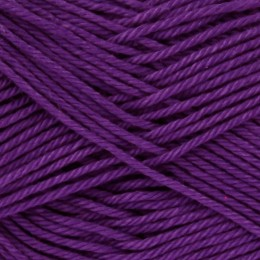 King Cole Giza Cotton 4Ply 50g Purple 2412