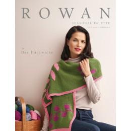 Rowan: Seasonal Palette - Cotton Cashmere by Dee Hardwicke