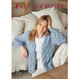 S10272 Women's Cardigan in Hayfield Bonus DK