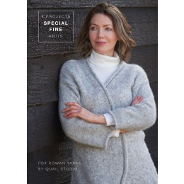 4 Projects - Special Fine Knits by Quail Studio