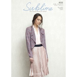 SU6122 Cardigan for Women in Sublime Sophia