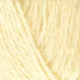 Wensleydale Longwool 4ply 50g Natural 01