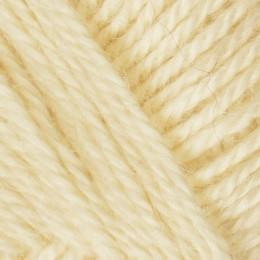 Wensleydale Longwool Aran 100g Natural 01