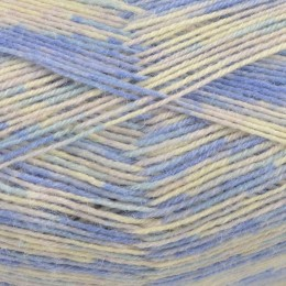 West Yorkshire Spinners Signature 4Ply 100g Forget-Me-Not 801