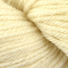 West Yorkshire Spinners Blue Faced Leicester Natural Aran 100g Ecru 1