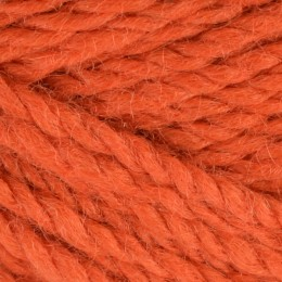 West Yorkshire Spinners Blue Faced Leicester Aran 50g Burnt Orange 250