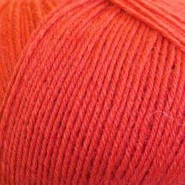 West Yorkshire Spinners Signature Spice 4Ply 100g Cayenne Pepper 510