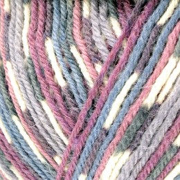 West Yorkshire Spinners Signature Birds 4Ply 100g Wood Pigeon 864